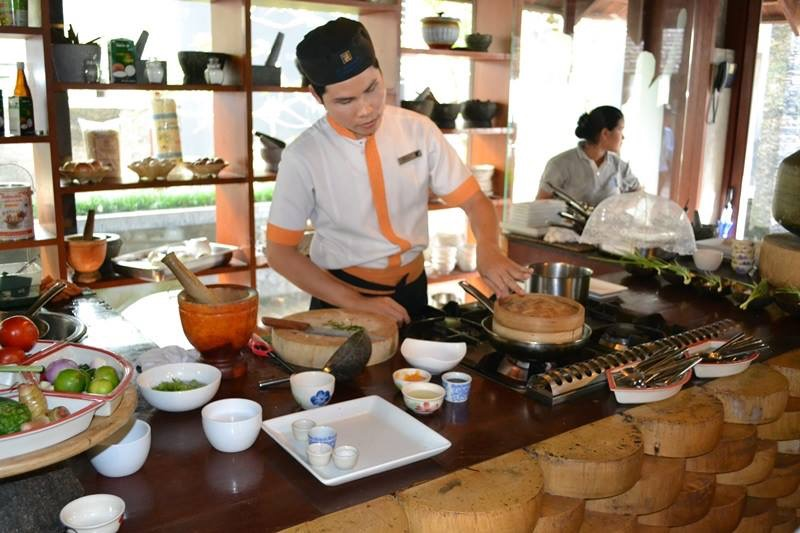cooking class - Phuket JW Marriott