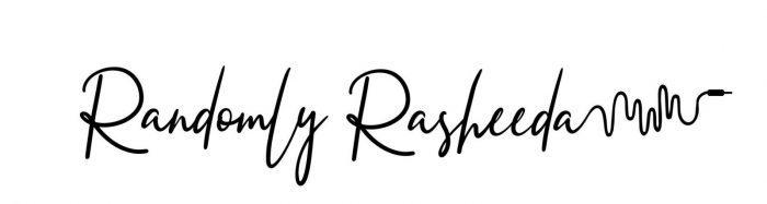 Randomly Rasheeda